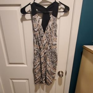 Casual cotton dress with pockets